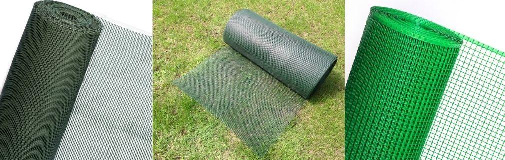 Kompostgitter grün und grau